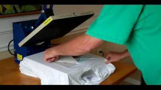 How To Screen Print: T Shirt Heat Transfers At Home