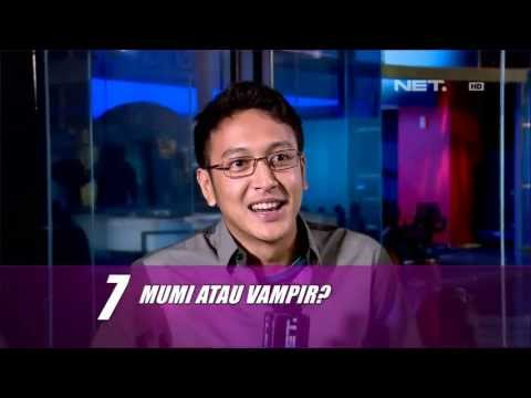 Entertainment News - 8 Quick Question with Dimas Anggara