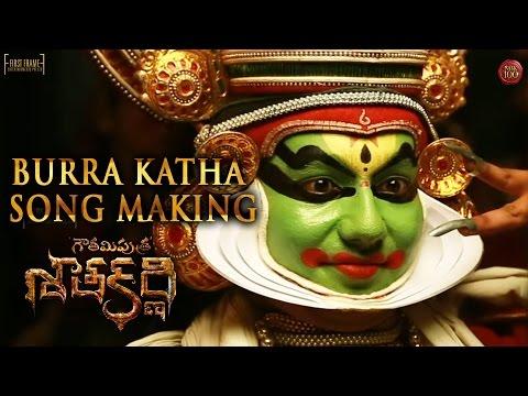 Gautamiputra-Satakarni-Movie-Burra-Katha-Song-Teaser
