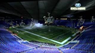 Minnesota Vikings Metrodome Roof Collapse HQ!