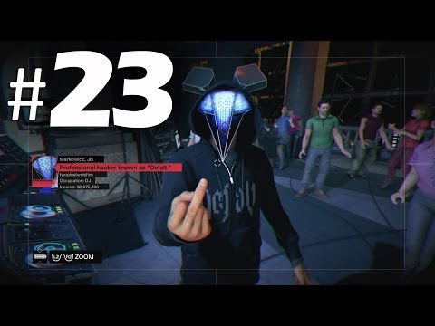 Watch Dogs Part 23 - Little Sister - Gameplay Walkthrough PS4