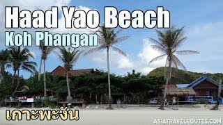 Haad Yao Beach in Koh Phangan