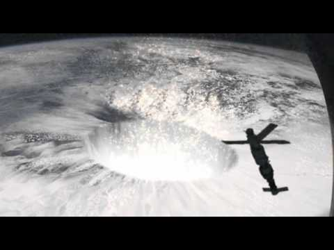 Tierra hueca video real de apertura polar 2012( Hollow Earth )