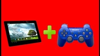 How To Connect PS3 Controller To Any Android Device