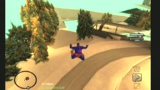 Liberty City In GTA San Andreas With PTMG 2.1 {PS2}