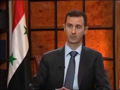 Bashar al-Assad on Turkish TV - FULL interview (English)