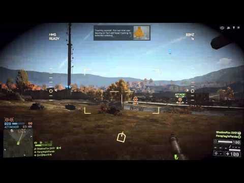 BF4 Second Assault | LIVE RUSH | Murphy's Law at Caspian Border 2k14