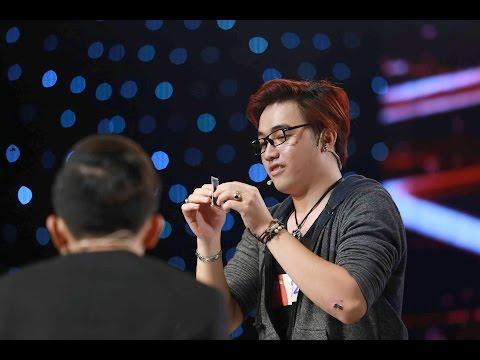 Vietnam's Got Talent 2016 - TẬP 04 - Tiết mục ảo thuật cận cảnh - Lê Phúc Thịnh