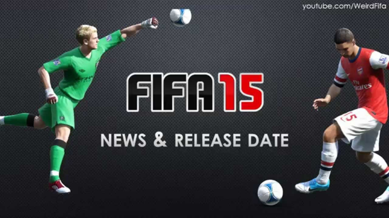 Fifa 15 release date
