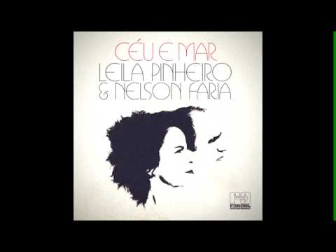 Leila Pinheiro & Nelson Faria 'Ceu e Mar' [Far Out Recordings - Bossa Nova]