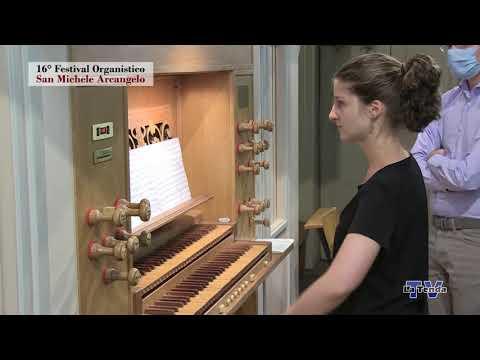 16° Festival Organistico San Michele Arcangelo - Elena Fabris