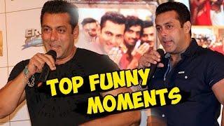 Salman Khan BEST FUNNY Moments In Bajrangi Bhaijaan