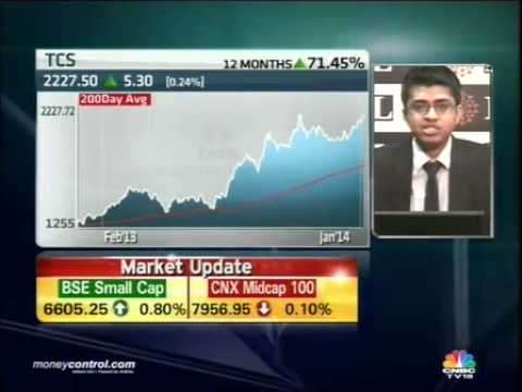 Infosys may go upto Rs 3700: Pritesh Mehta