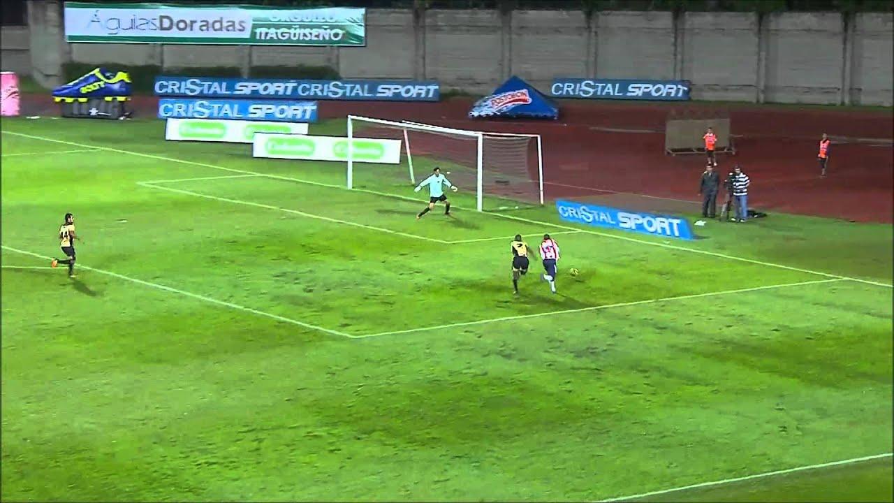 Deportivo Itagui 1-1 Atletico Junior Barranquilla