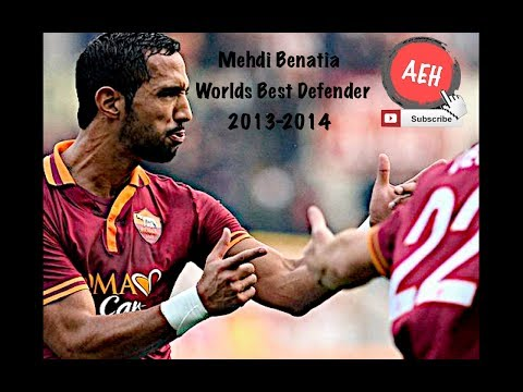 Mehdi Benatia - Worlds Best Defender | 2013-2014 [HD]