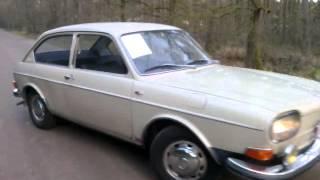 VW 411 1968