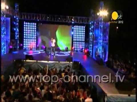 Drilon Shala - Mos thuaj mbaroi (Summer Fest 2012 Vlore)