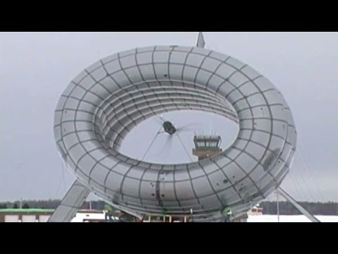 Flying windmills: The future of energy?