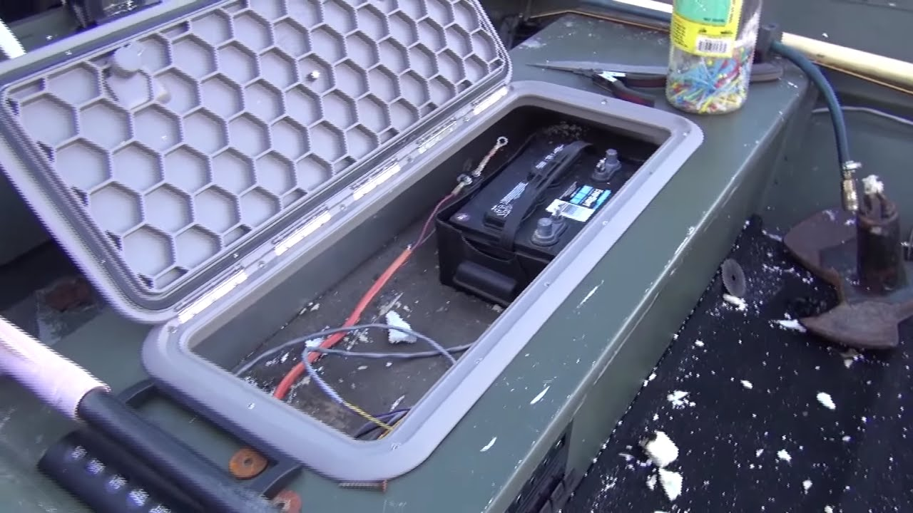 Jon Boat Hatch Doors How To Install Hatch Doors On Jon