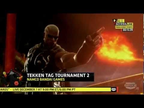Tekken Tag Tournament 2: E3 2012 Trailer