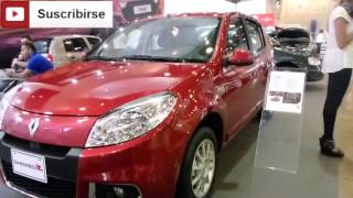 2014 Renault Sandero 2014 Video Review Caracteristicas