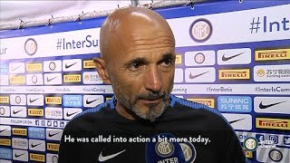 INTER 1-0 REAL BETIS, QUOTES FROM LUCIANO SPALLETTI