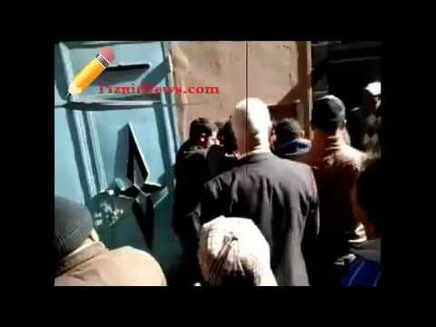 تيزنيت : مداهمة الشرطة لمنزل بحي أفراك