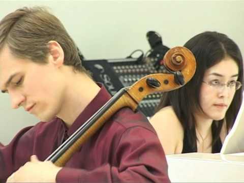 Смотреть видео В Парвентском библиотеке состоялся концерт Duo