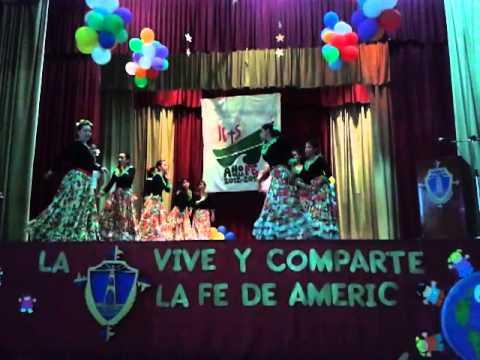 Baile colegio la presentación Maracaibo