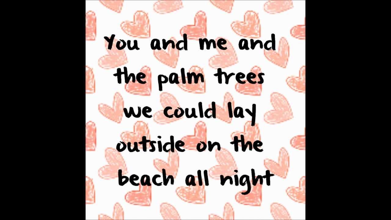 Allstar Weekend Mr Wonderful Lyrics Requested By Zachfan1989 Youtube