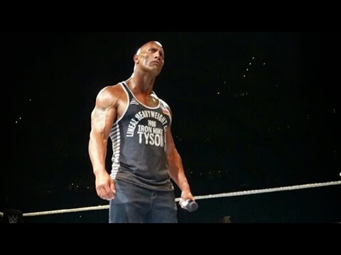 The Rock Makes a Surprise Appearance
