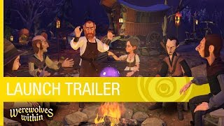 Werewolves Within - Launch Trailer