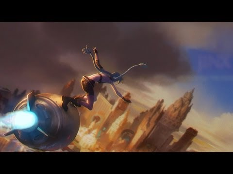 League of Legends Music Video: Get Jinxed