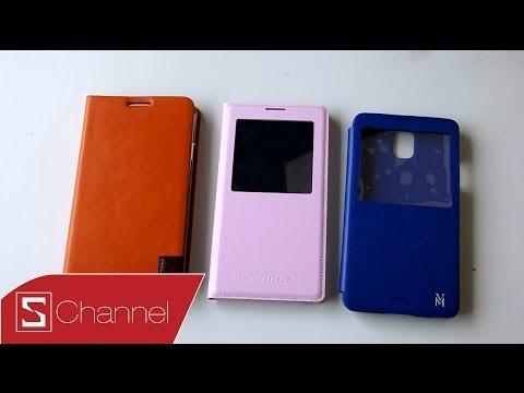 Tổng hợp các ốp lưng dành cho Galaxy Note 3