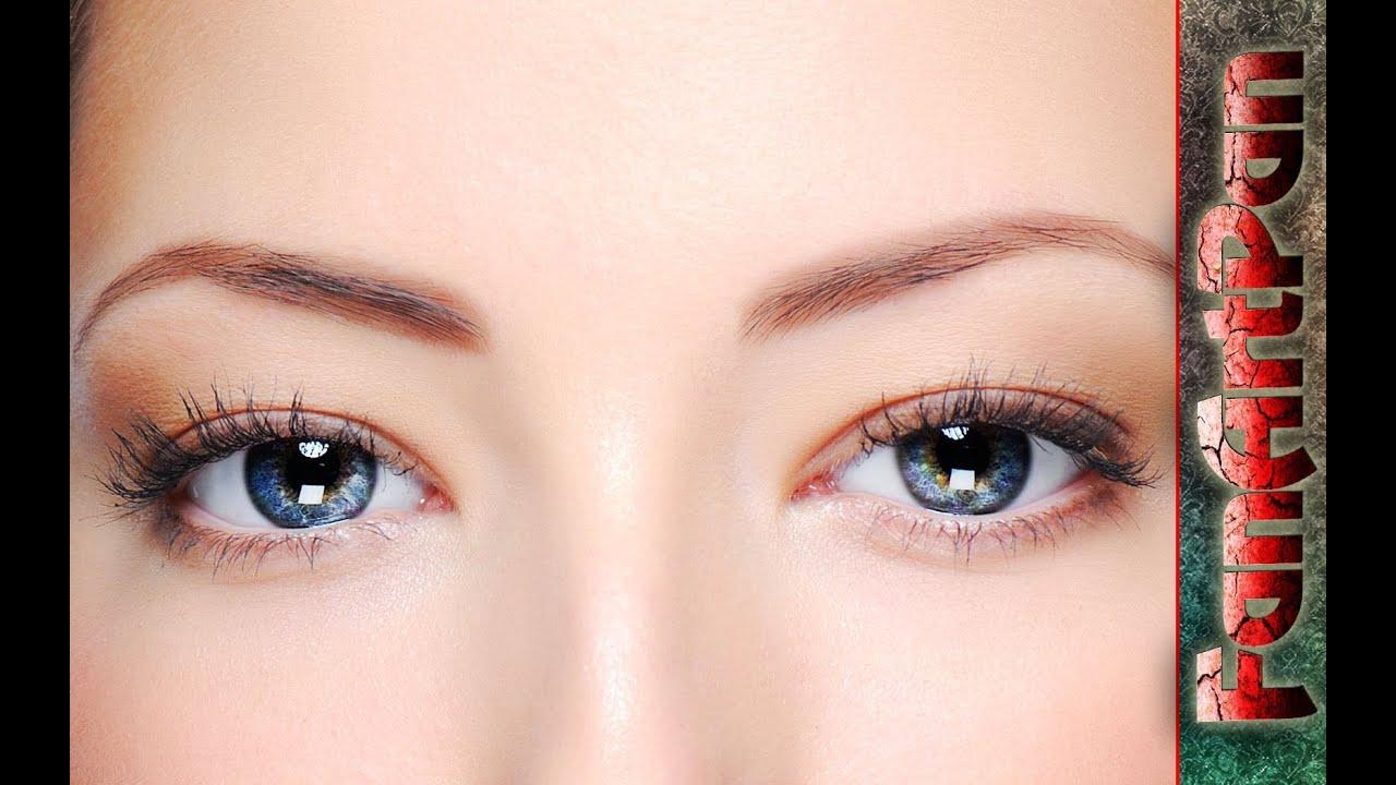 УРОКИ ФОТОШОПА. Обработка глаз в фотошопе: удивительный ...: http://www.youtube.com/watch?v=BJ8xRNBoMIY