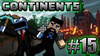 MALDITO MOJANG! CONTINENTS #15 Viernes De Minecraft