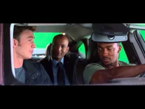 Marvel's Captain America: The Winter Soldier - Gag Reel 2