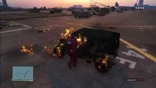 GTA 5 SUPER HULK AMAZING CHEAT
