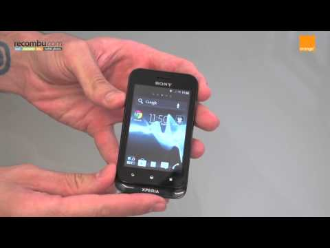 Sony Xperia Tipo: hands-on -BJM39eOjsgU