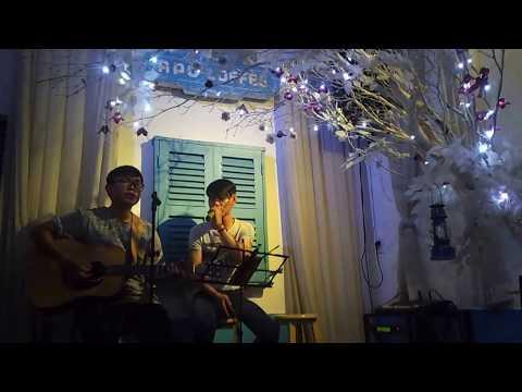 Nắng Ấm Xa Dần & Em Của Ngày Hôm Qua cover by Mr Danh Đỗ at Apo Coffee Acoustic (20170723)
