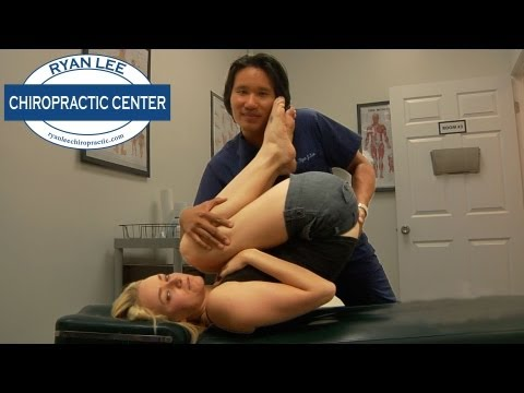 Cracked Chiropractor Commercial