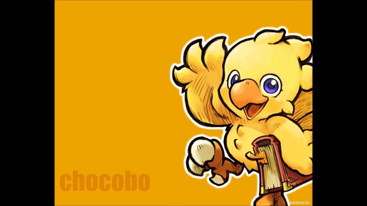 ff6 how to get on chocobo
