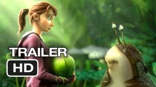 Epic Official Trailer #1 (2013) Amanda Seyfried, Beyoncé