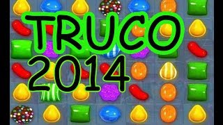 2015 Candy Crush ORO Truco Pasar Cualquier Nivel
