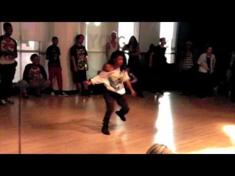 Madonna - Girl Gone Wild Choreography by: Dejan Tubic & Janelle Ginestra