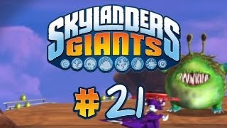 Let's Play Skylanders: Giants #21 - Riesen-Chompy [blind!] [FULL-HD]