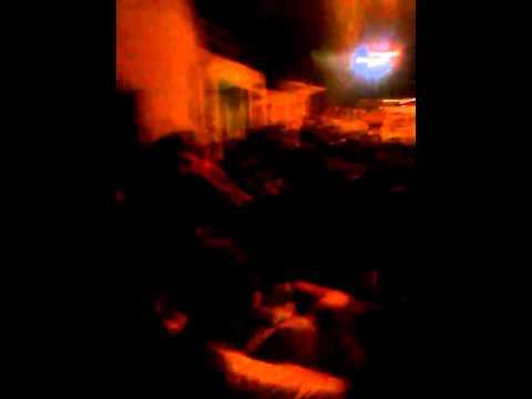 image vidéo هجوم ارهابي مسلح على منزل وزير الداخلية لطفي بن جدو