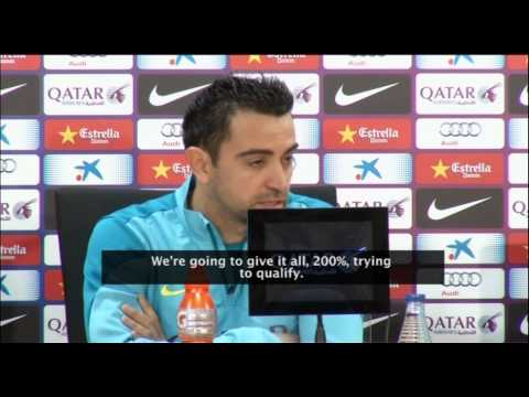 Fifa's transfer ban on Barca is too much, says Xavi
