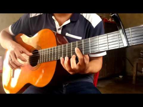 Nỗi Buồn Mẹ Tôi - Guitar solo (Phương mỹ Chi)