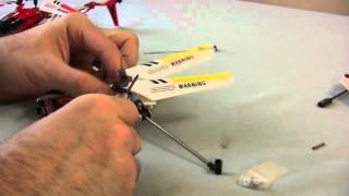 Syma S107G Gear Repair
